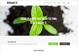 Glensol Africa | Environmental Consultancy Website