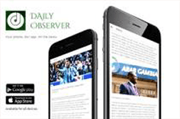 Daily Observer | A news mobile application