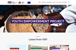 YEP Gambia | A platform for tools and opportunities